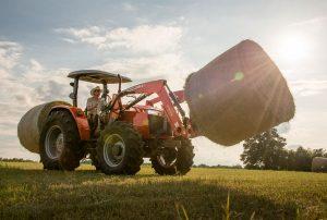 Massey 4700 series tractors