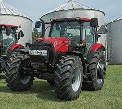 Case Maxxum tractor